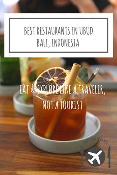 Travel Attractions Features - The Best Restaurants in Ubud, Bali ... See more @gr8traveltips
