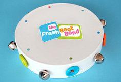 The Fresh Beat Band Tambourine