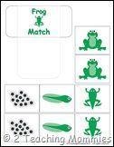 Tot Book- Frog