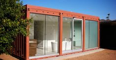 Shipping Container Homes: UpCycle Living - Arizona - Phoenix Addition, Container Home