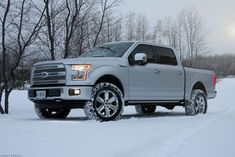 ford f150 lifted 2015 - Google Search