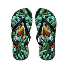 6ddca9e5bb96c Orange Clownfish Flip Flops  22.99 Mens Flip Flops