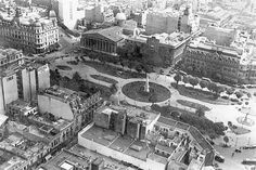 Plaza de Mayo, años 20