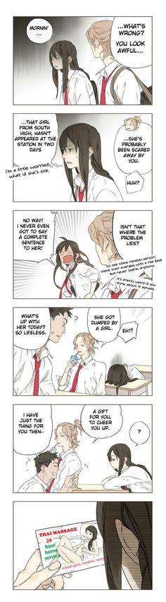 Tamen Di Gushi Chapter 1 Page 5
