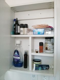 free diy storage project plan learn how to build a simple white medicine cabinet with