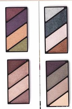 New eye shadow quads from Mary Kay http://www.marykay.com/trishabeaner