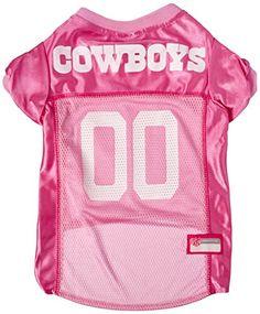 Pets First NFL Dallas Cowboys Pet Jersey ce3d0708f