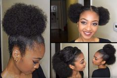 Hairstyles For 4B Curly Hair  #curly #hairstyles #hairstylesforcurlyhair