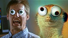 First it was cats with ninjas, now this...I am liking these videos by CorridorDigital...and it scares me.     Googly Eyes, via YouTube.