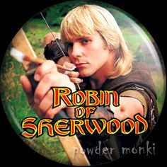 [Powder Monki] Robin of Sherwood (Connery) - Retro Cult TV Badge/Magnet - Robin of Sherwood badge or magnet. Jason Connery, Wolf's Head, 80s Tv, Retro Kids, Programming For Kids, Vintage Tv, Do You Remember, Badges, Childhood Memories