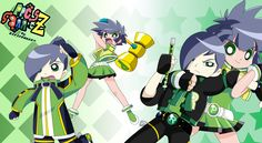 ppg buttercup and butch and brute | Ruffs Collide ( Powerpuff Girls Z Love Story ) Chapter 5: Buttercup ...
