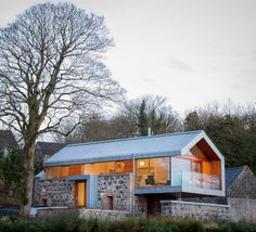 Stunning preservation of Loughloughan Barn in Ireland