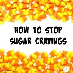 Want to put an end to those sugar cravings? We've got five tips for you!   Fit Bottomed Eat