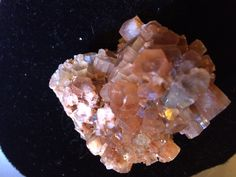 This beauty I got is Aragonite
