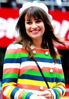 2/100favourite photos of Lea Michele