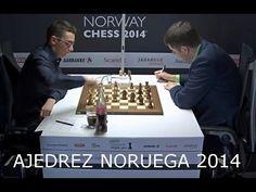 Ajedrez Noruega 2014 - Super Torneo Ajedrez Noruega 2014 Ajedrez Caruana...