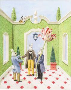 Harrison Howard, For Children: Rabbit Talk