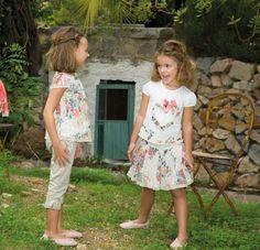 VESTIDOS PARA NIÑAS DE AMAYA ARVESTIDOS PARA NIÑAS DE AMAYA  - MODA INFANTIL COLECCION DE AMAYA  - ROPA PARA NIÑOS AMAYA PRIMAVERA VERANO 2013ZUAGA