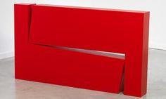 Estructura Roja, 1966/2012. Carmen Herrera