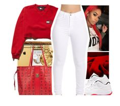 """❤️"" by fashionkilla-lex ❤ liked on Polyvore featuring MCM and Retrò"