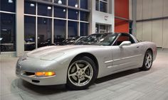 2004 #Chevrolet #Corvette (C5) #Coupe in pristine condition – last year production! 1 owner vehicle car with only 47.066 km! #HamOnt #Oakville