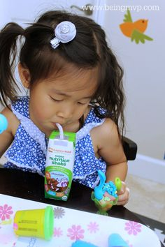 being MVP: Happy Family | Super Nutrition Shakes