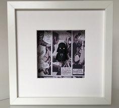 Star Wars Darth Vader Figure 3D Effect Boxed by BenjoCreations