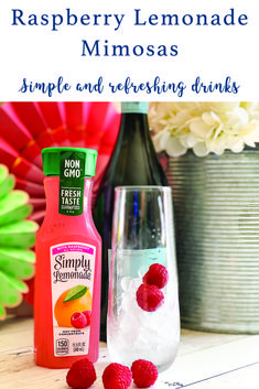 Make this easy mimosa recipe from Everyday Party Magazine for Mother's Day, brunch, or just because. #Recipe #Mimosa #EasyMimosa