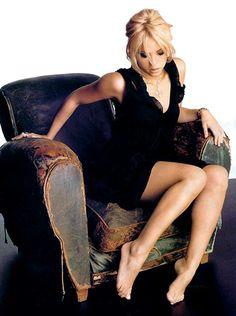 Shakira is my inspiration to be beautiful during my photo shoot