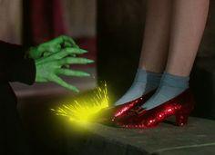 Quiero los zapatos de Dorothy o Alicia!!