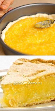 К чаепитию готовы: Песочный лимонный пирог «Лимоновый рай» Lemon Recipes, Pie Recipes, Baking Recipes, Dessert Recipes, Desserts, Frozen Cheesecake, Italian Pastries, Good Food, Yummy Food
