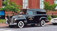 1950 Chevrolet, Washington DC