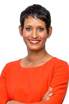 BBC One - Strictly Come Dancing - Naga Munchetty