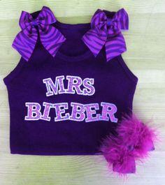 Mrs. Bieber tank.