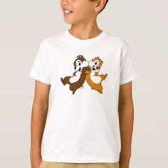 Disney Chip 'n' Dale T-Shirt - tap, personalize, buy right now!