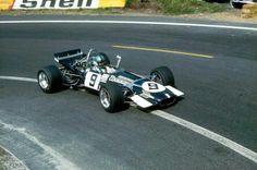 1969 GP Francji (Piers Courage)Brabham BT26A - Ford