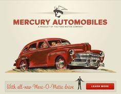 Mercury Automobiles