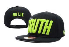 1f163695f6a I am the truth snapbacks  brand  black  green  white  snapback