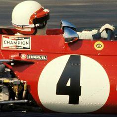 Clay Regazzoni 1970