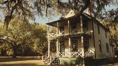Carriage house. Hart of Dixie.
