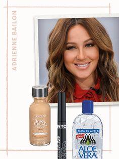 Drugstore Products - Adrienne Bailon   allure.com