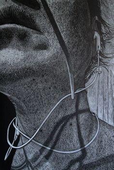 * hanne lydia * home * Drawstring Backpack, Headphones, Backpacks, Grey, Bags, Fashion, Music Headphones, Purses, On Ear Earphones