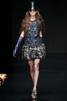 Roberto Cavalli Fall 2012 Ready-to-Wear Collection Slideshow on Style.com