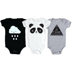 Get all 3 of our short sleeve classic onesies in this gift pack. Either for your little one or as a gift these super soft onesies are printed with eco-ink which is not only good for the environment but for babies skin too. . *sorry cannot mix and match sizes