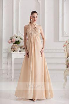 Neck knee length bridesmaid dress for wedding dress for wedding