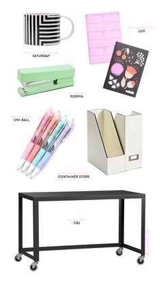 6 items for your office