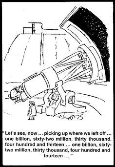 astronomy cartoon - Google Search
