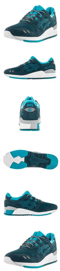 ASICS GEL-Lyte III Retro Running Shoe, Legion Blue/Legion Blue, 10 M US