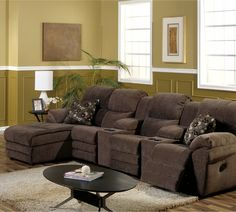 Palliser Divo Sectional Collection | Model 41045 | Sofas and Sectionals