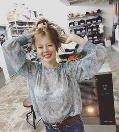 From breaking news and entertainment to sports and politics, get the full story with all the live commentary. Triple H, Hyuna Twitter, Hyuna Fashion, Wonder Girls Members, Kpop Shirts, Hyuna Kim, Rapper, Collar Blouse, Hot Dress